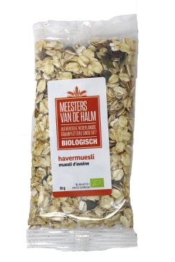 Portion Pack – Havermuesli