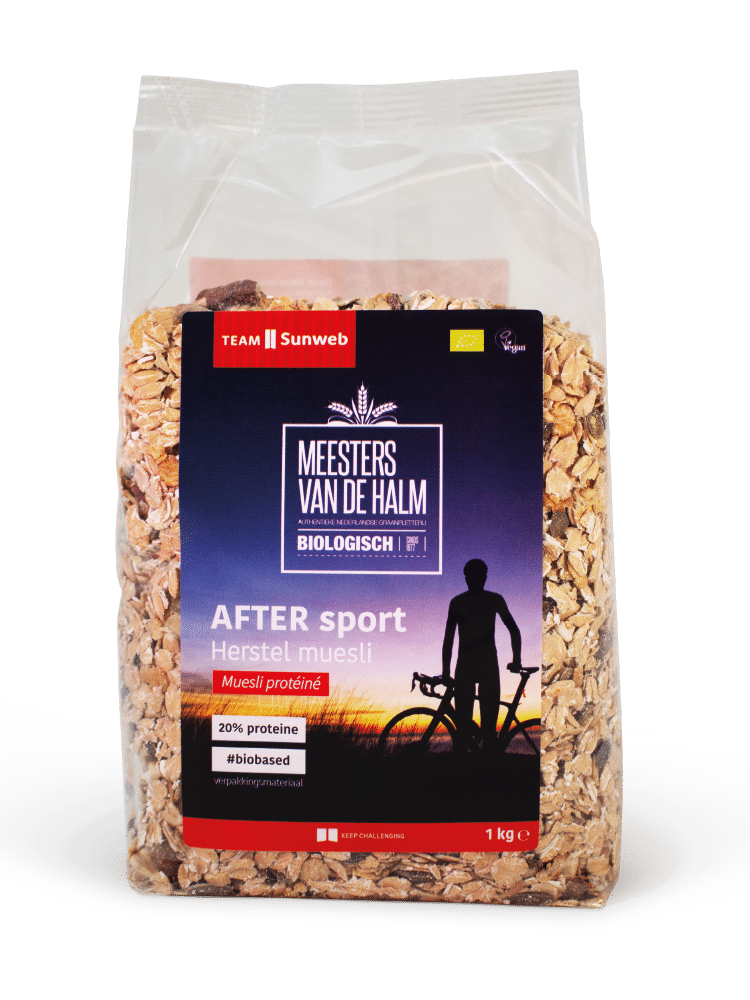 AFTER Sport – Herstelmuesli 1kg