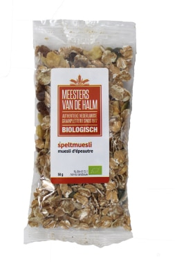 Portion Pack – Speltmuesli