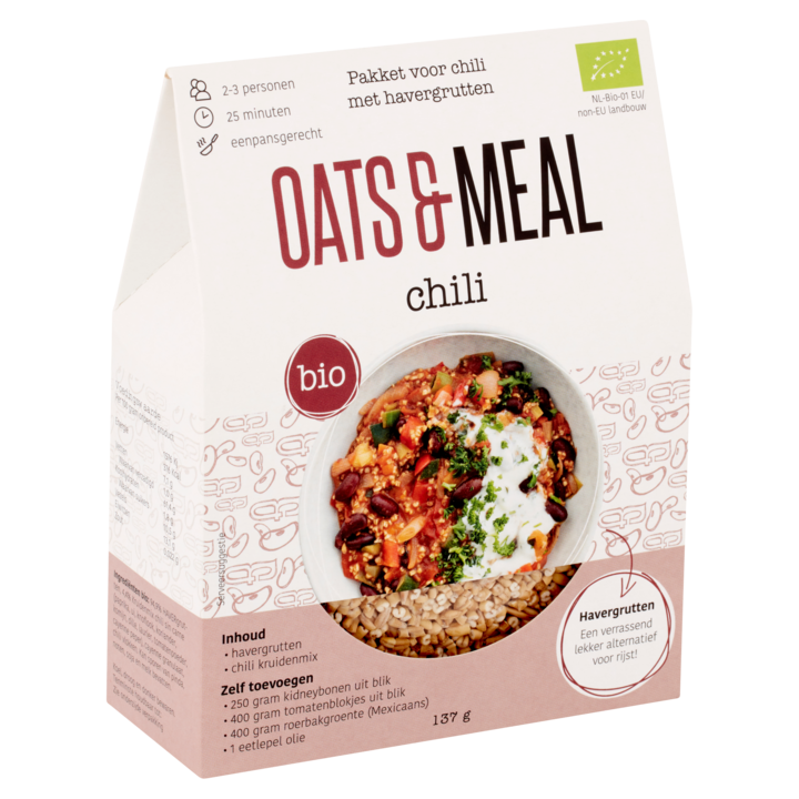 OATS&MEAL – Chili
