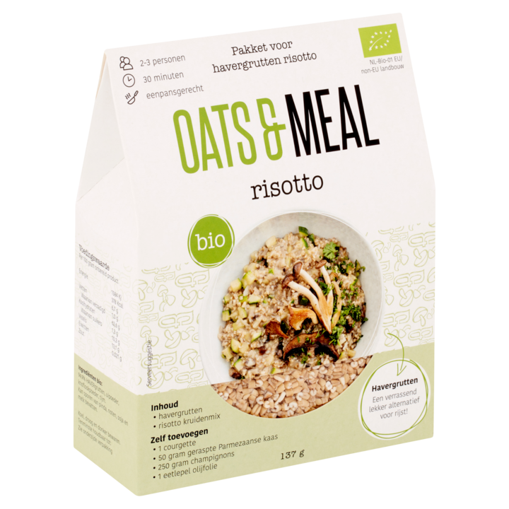 OATS&MEAL – Risotto